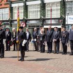 Some of John Shelton's pictures of the D Day remembrance service on the Marker p…