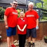 The Arena Church kindly choose The Cedars and Larches care home in Ilkeston to w…