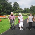 This is good.Dementia friendly walks take place at Victoria Park in Ilkeston on …