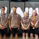Scouts return form World JamboreeFour Scouts from Ilkeston District arrived back…