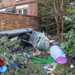 Woman admits dumping waste…