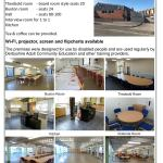 Erewash Voluntary Action in Long Eaton has rooms for hire ….