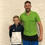 An 11-year-old Ilkeston boy has qualified to represent the East Midlands in the …