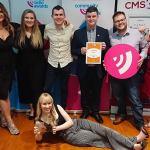Two local radio station presenters collect honours at the 2019 Community Radio A…