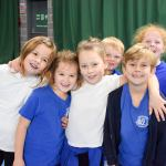 More than 500 primary pupils enjoyed activities including parachute games, balan…
