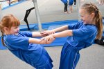 Fantastic gymnastics festivals were enjoyed by hundreds of schoolchildren across...