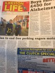 The latest Ilkeston Life is out....