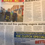The latest Ilkeston Life is out….