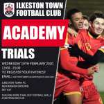 ‪ACADEMY TRIALS | Just 7 days now until our trials take place. To register your ...