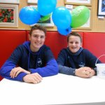 Two West Hallam boys have completed a 10km charity walk as part of the Duke of E…