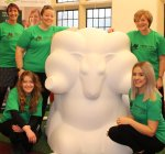 Derbyshire hospice thrilled to join this summer's Derby Ram Trail...