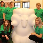 Derbyshire hospice thrilled to join this summer's Derby Ram Trail…