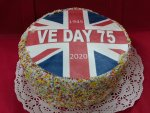 VE Day Celebrations To Taste Sweeter Thanks To Derbyshire Bakery...