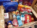 Dave Shaw contacted me with a challenge.  He needed 34 hampers making up for the...