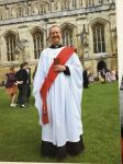 'Local boy' ordained at Winchester Cathedral....