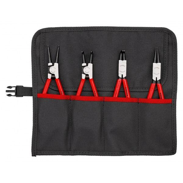 Die KNIPEX Werkzeugtasche bestückt 4teilig 00 19 56 ist einRolltasche aus strapazierfähigem Polyester-Gewebe mit zusätzlichem praktischem...