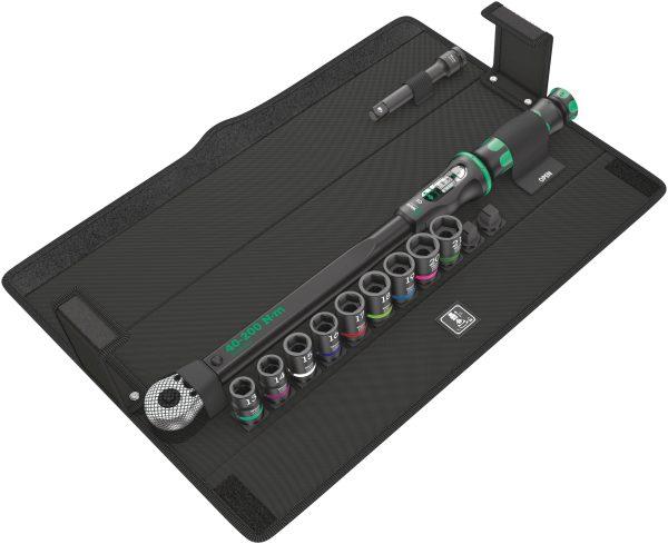 Der Wera Click-Torque C 3 Set 2 ist ein 11-teiliges Betonverschraubungs-Set. Außerdem ist er für die Verschraubung sicherheitsrelevanter...