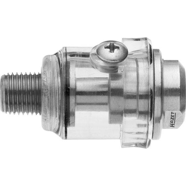 Der HAZET 9070N-1 Mini-Öler ist einsetzbar bei den meisten motorbetriebenen Pneumatik-Werkzeugen...
