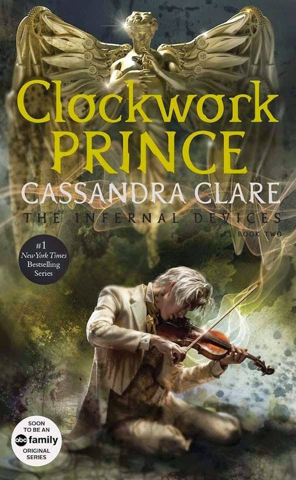 SHADOWHUNTERS – the infernal devices Vol.2 – Il principe (clockwork prince)