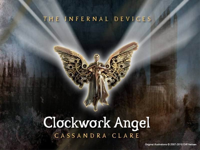 SHADOWHUNTERS – the infernal devices Vol. 1 – L'angelo (clockwork angel)