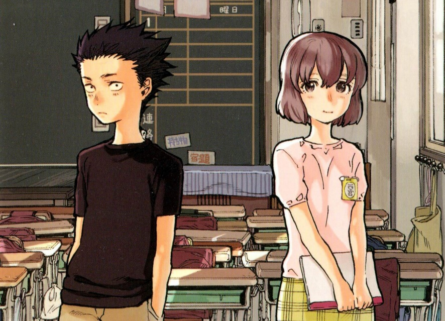 A Silent Voice manga, recensione SPOILER