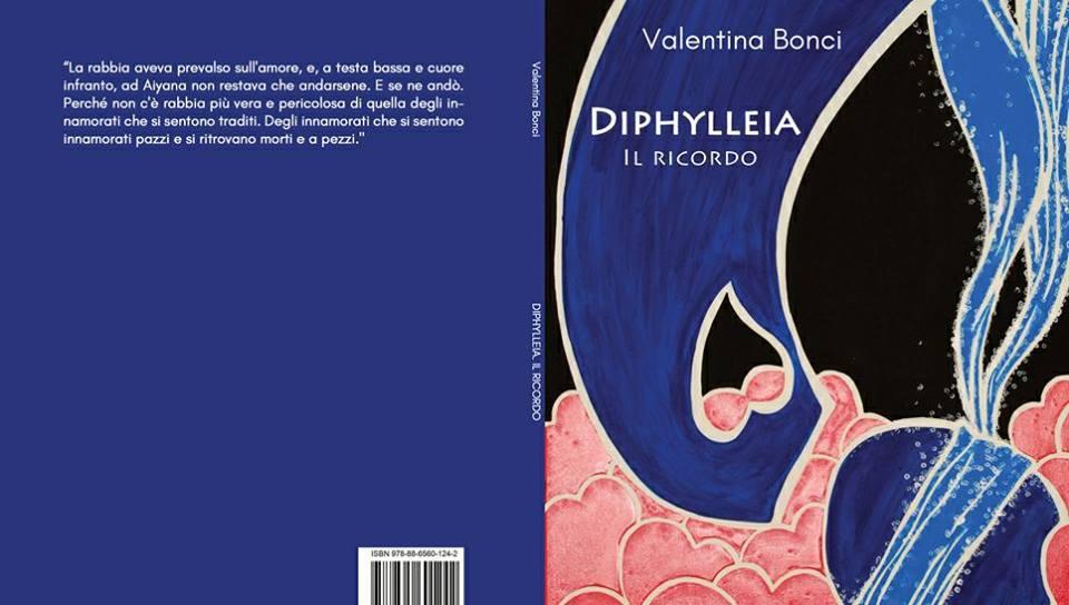 Recensione libro Diphylleia il ricordo.