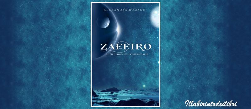 """Segnalazione libro """" Zaffiro, il richiamo dei Ventusmarin"""" di Alexandra Romano"""