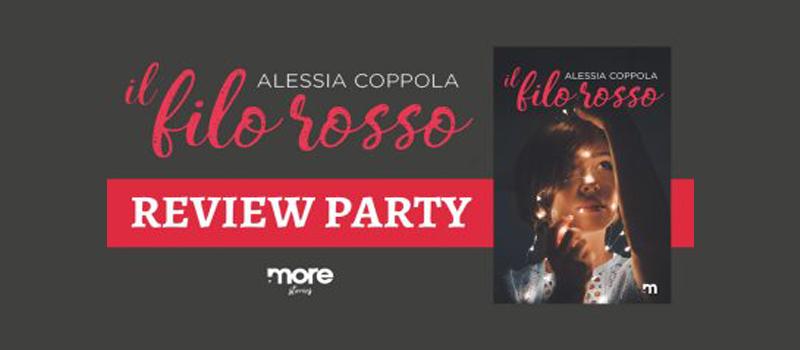 """Review Party """"Il filo rosso"""" di Alessia Coppola"""