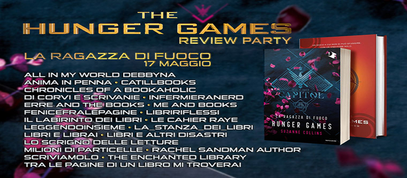 "Review Party ""Hunger Games, la ragazza di fuoco"""