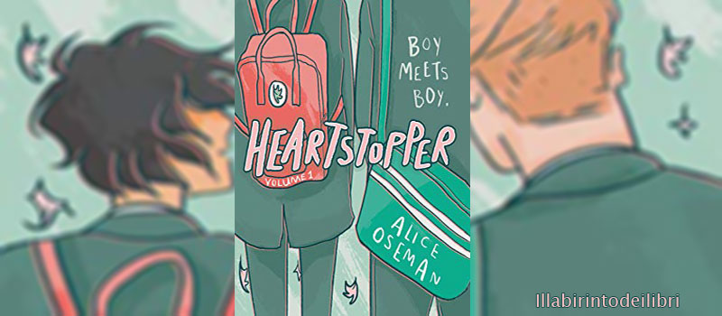 """Heartstopper"" di Alice Oseman"