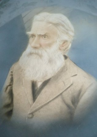 Samuel Small - claimed to be a painting of Samuel Small