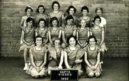 Dapto Vigoro, 1955