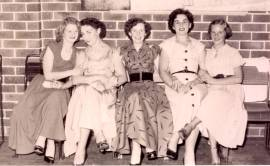 Hardie Brothers Christmas Party 1953