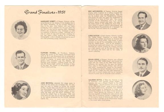 1951 Mobil Quest Wollongong Recital 3