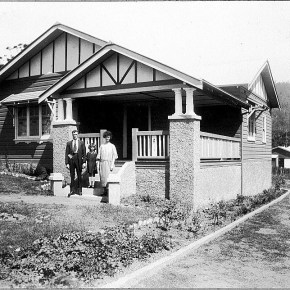 Lauriston - 14 Tyrwhitt Avenue Bulli in 1924