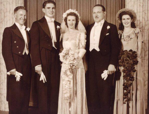 Betty & Robert's Wedding