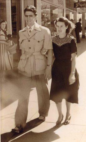 Betty & Robert