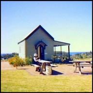 Grevillea Park Chapel Profile Portrait
