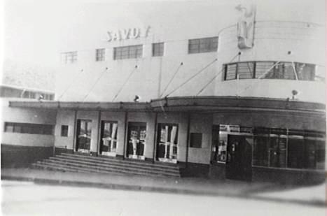 Savoy Theatre. P05213