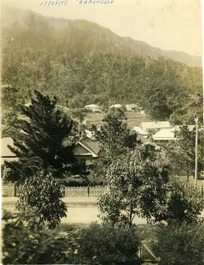 Baronell, 32 Oceana Parade, Austinmer - District View - Moore Street, Railway Avenue