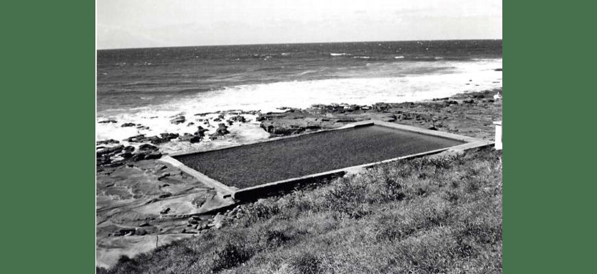 Caolcliff rock pool