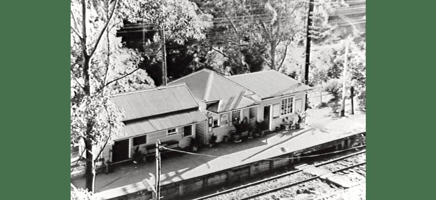 PC 02521 Otford Railway Station