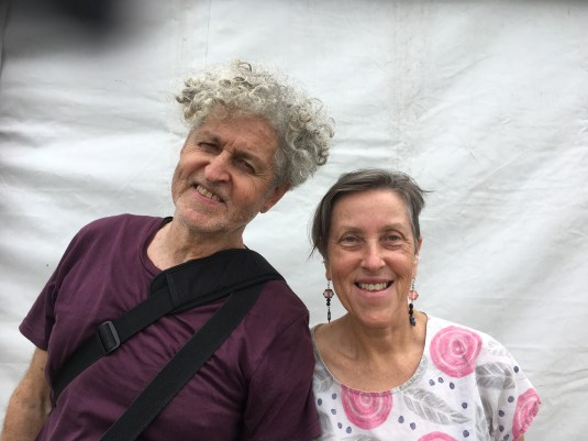Peg Ryan and Suzi Krawczyk- Performers