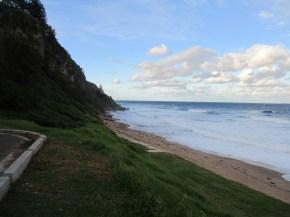 Coalcliff Beach Shacks Site