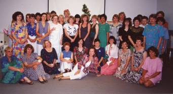 Christmas Party - 1992