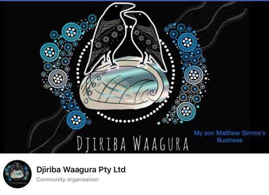 Djiriba Waagura - Matthew Simms' Business