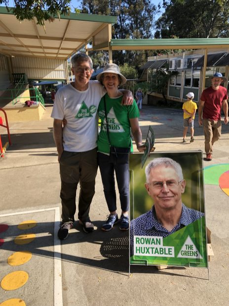 Greens Candidate for Cunningham - 2019 Federal Election