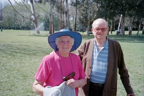 Fred & Joyce 1990