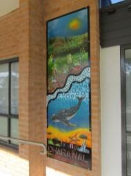 Mural - Saint Joseph's Catholic High School, Albion Park