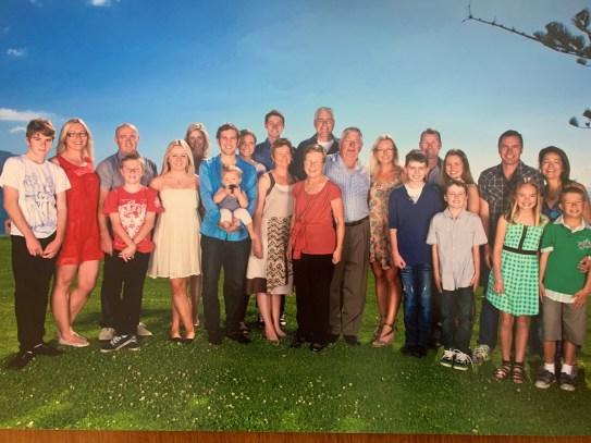 Albert Vreman's family